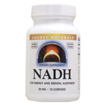 NADH 20mg(エネルギーとメンタルサポートに)
