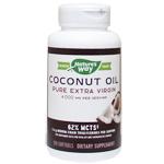 エキストラバージン ココナッツオイル (中鎖脂肪酸/MCTオイル62%含有) 1000mg