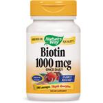 ●ビオチン(ビタミンH)トローチ1000mcg(1mg) ※ブラックチェリー味