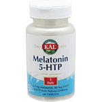メラトニン + 5HTP