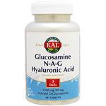 ☆≪販売終了≫グルコサミン NAG(Nアセチルグルコサミン) ヒアルロン酸 1500mg