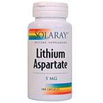 アスパラギン酸リチウム