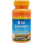 ビタミンB50コンプレックス(11種類のビタミンB群)