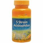 5ストレイン アシドフィルス(5種類30億個のプロバイオティクス含有)