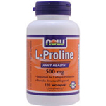 Lプロリン 500mg(コラーゲンリッチなプルルン肌へ)