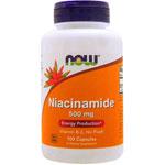 ナイアシンアミド(ビタミンB3)500mg