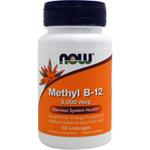 メチルB12(ビタミンB12/葉酸配合) 5000mcg