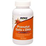 [ お得サイズ ] プレナタル ジェル + DHA(ママ用マルチビタミン&ミネラル)
