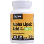 [ お得サイズ ] アルファリポ酸 100mg + ビオチン(ビタミンH)