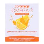 コロメガ オメガ3 スクィーズ (EPA・DHA含有)※オレンジ