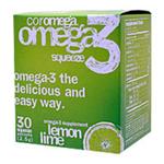 ☆≪販売終了≫コロメガ オメガ3 スクィーズ (EPA・DHA含有)※レモンライム