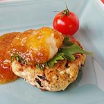 ☆豆腐ハンバーグおろしソース