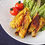 ☆鶏のスペアリブカレー味