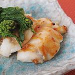 ☆かれいのゆず味噌焼き
