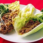 ☆ひき肉のピリ辛サラダ
