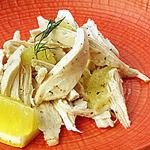 ☆鶏のレモンサラダ