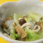 ☆具沢山のアジアンテイストスープ