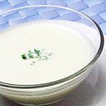☆そら豆の冷たいスープ