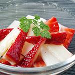 ☆うどといちごのサラダ