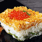 ☆菱餅寿司