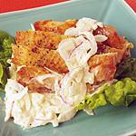 ☆鶏肉と新玉ねぎのサラダ