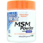ベスト MSMパウダー(100%ピュア 高純度Opti MSM)