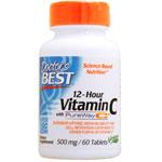 ●12時間 ビタミンC(ピュアウェイ- C / 安定型ビタミンC) 500mg