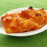 ☆オレンジスイートポテト (食物繊維 補給)