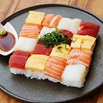☆モザイク寿司