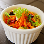 ☆ニンジンとひよこ豆のサラダ