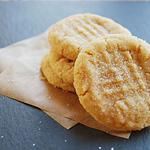 ☆ピーナッツバタークッキー