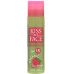 ☆≪販売終了≫Kiss My Face リップクリーム SPF15 <ストロベリー>