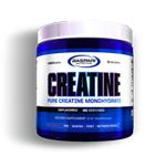 クレアチン (クレアチンモノハイドレート) 300g Creatine 300g 60s Gaspari Nutrition