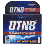 DTN8 ( デトネイト ) ファットバーナー 60粒 DTN8 60 Count Fat Burner Gaspari Nutrition