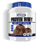 プル—ブン ホエイ(加水分解ホエイアイソレート) プロテイン チョコレート 1.81kg (約58杯分) Proven Whey 4lb 100% Hydrolized Whey Protein Isolate Chocolate Gaspari Nutrition