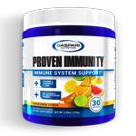 プル—ブン イミュニティ イミューンシステムサポート 150g Proven Immunity 30s Citrus Gaspari Nutrition