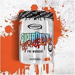 スーパーパンプ アグレッション マンゴー 450g 約25杯分 SuperPump Aggression 450g Mayhem Mango Gaspari Nutrition