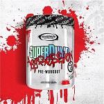 スーパーパンプ アグレッション フルーツパンチ 450g 約25杯分 SuperPump Aggression 450g Fruit Punch Fury Gaspari Nutrition