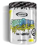 スーパーパンプ アグレッション ライトアウトレモン 450g 約25杯分 SuperPump Aggression 450g  Lights Out Lemon Gaspari Nutrition