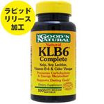 ☆≪販売終了≫KLB6(ケルプ、レシチン、ビタミンB6配合ダイエットフォーミュラ)