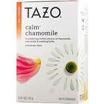 TAZO タゾティー カーム カモミール カフェインフリー ハーブティー