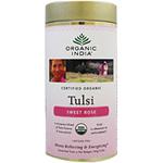 Tulsi トゥルシーティー スウィートローズ 茶葉タイプ ※カフェインフリー