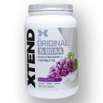 [ 大容量約1.2kg ] エクステンド (BCAA+Lグルタミン+シトルリン) ※グレープ