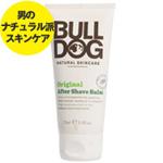 ☆≪販売終了≫BULL DOG(ブルドッグ) オリジナル アフター シェイブ バーム