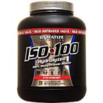 ISO 100 加水分解100%ホエイプロテインアイソレート ※ストロベリー