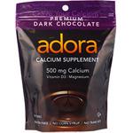 ★アドラ カルシウムサプリメント ダークチョコレート