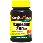 マグネシウム 200mg