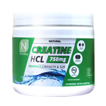 ☆クレアチンHCL 750mg 97.5g Creatine HCL Natural NutraKey(ニュートラキー)