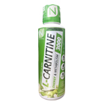 Lカルニチン リキッド 3000 グリーンアップル味 液体カルニチン 473ml Liquid L-CARNITINE 3000 GreenApple NutraKey(ニュートラキー)