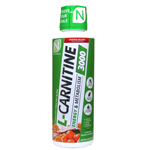 Lカルニチン リキッド 3000 オレンジデライト味 液体カルニチン Liquid L-Carnitine 3000mg Orange Delight 473ml NutraKey(ニュートラキー)